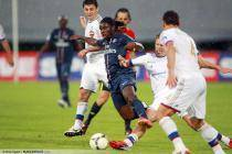 Peguy Luyindula - 14.07.2012 - Cska Moscou / Paris Saint Germain - match amical -Hartberg