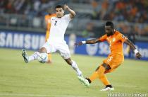 Kwesi Appiah / Siaka Tiene - 08.02.2015 - Ghana / Cote d'Ivoire - Finale Coupe d'Afrique des Nations - Bata