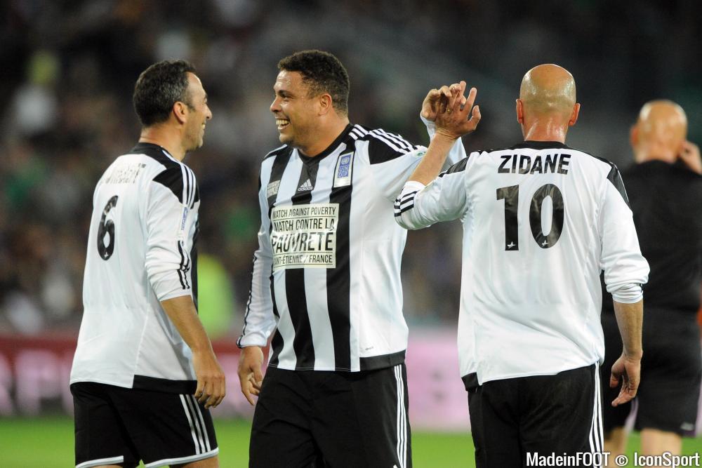 Ronaldo n'imagine pas Neymar rejoindre le Real Madrid.