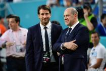 Maxwell et Henrique (PSG)