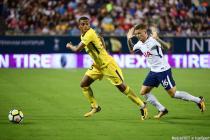 Bernede (PSG) et Trippier (Tottenham)