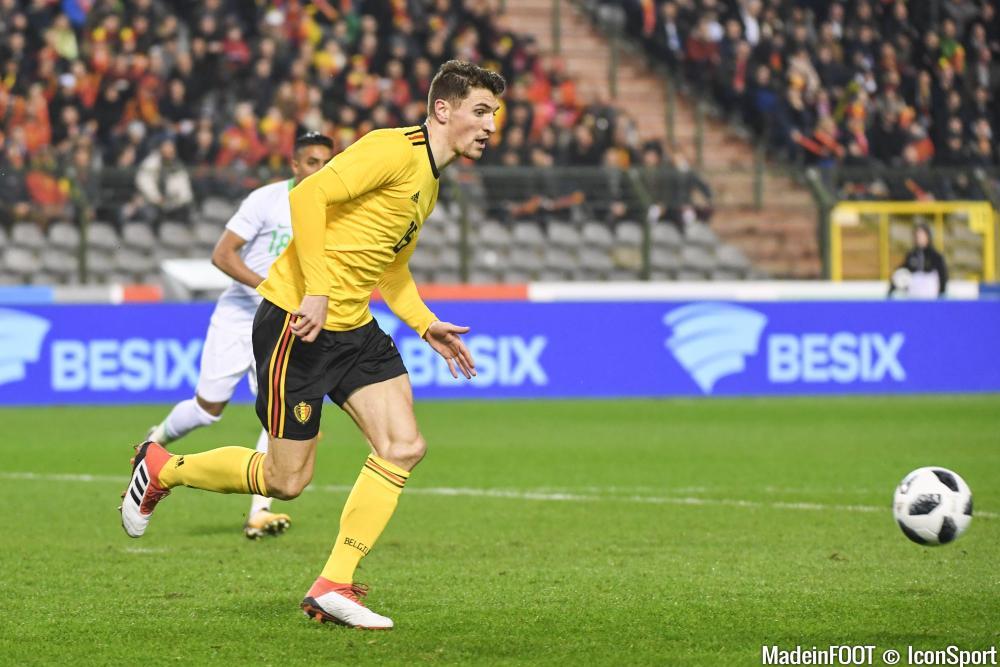 La Belgique a dû s'employer pour renverser le Japon (3-2), ce lundi soir.