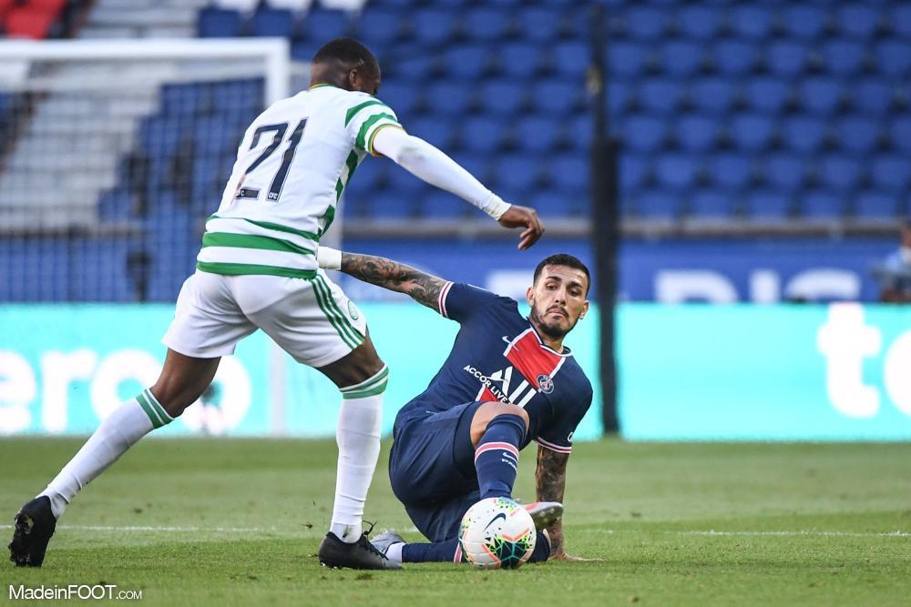 Le PSG s'impose 1-0 face à Sochaux