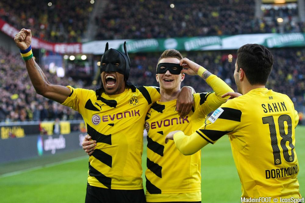 Marco Reus (Borussia Dortmund) figurerait dans les petits papiers du PSG.