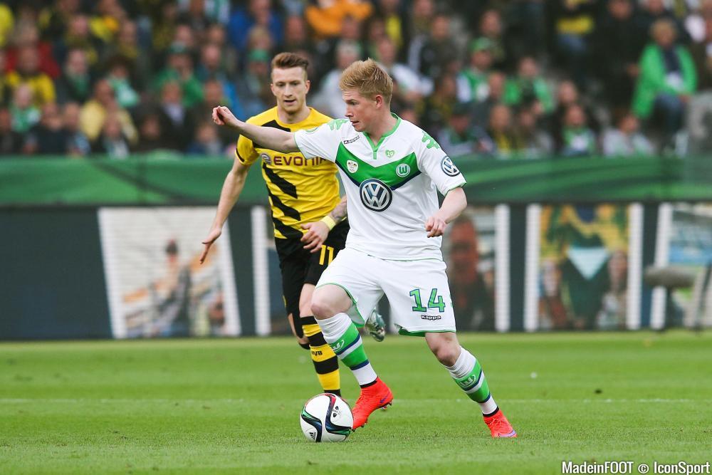 Kevin de Bruyne pourrait quitter l'Allemagne cet été.