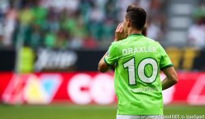Julian Draxler portera le numéro 23 sous les couleurs du PSG.