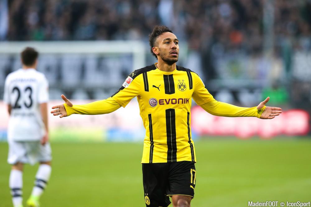 Aubameyang est resté à Dortmund... pour l'instant
