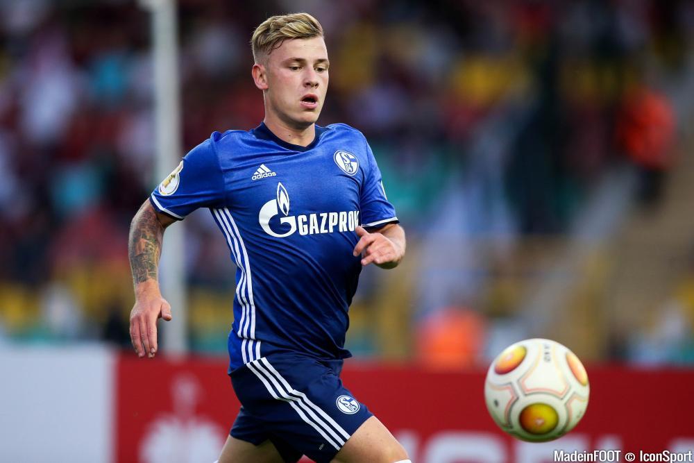 Max Meyer (Schalke 04) sera bientôt libre de tout engagement.