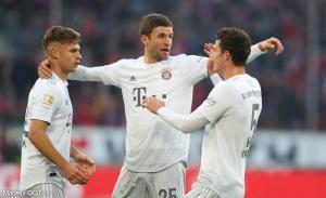 Thomas Müller et son équipe n'iront pas en demi-finale