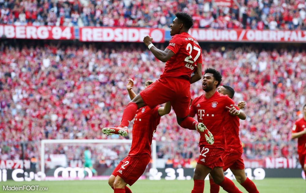 David Alaba quittera le Bayern Munich à l'issue de la saison.