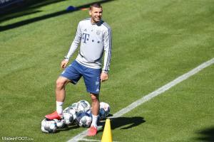 Le Bayern veut conserver Lucas Hernandez