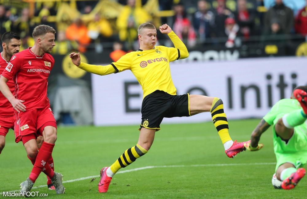 Le Borussia Dortmund a facilement dominé l'Union Berline (5-0), ce samedi après-midi en Bundesliga.