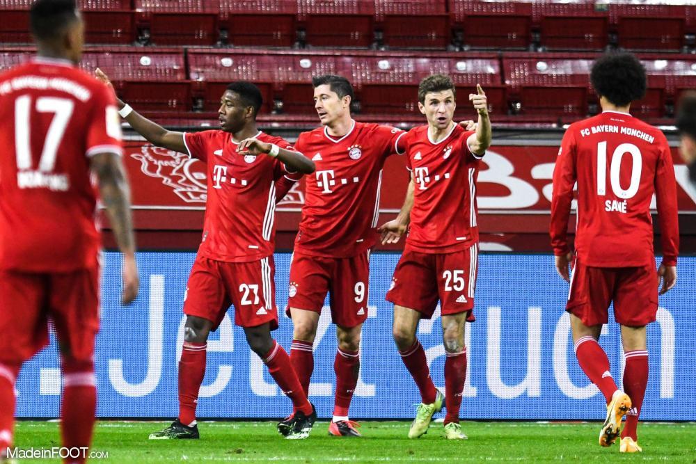 Le Bayern est amoindri