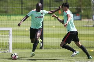 Danilo Pereira a fait ses premiers avec le PSG ce mardi soir face à Manchester United