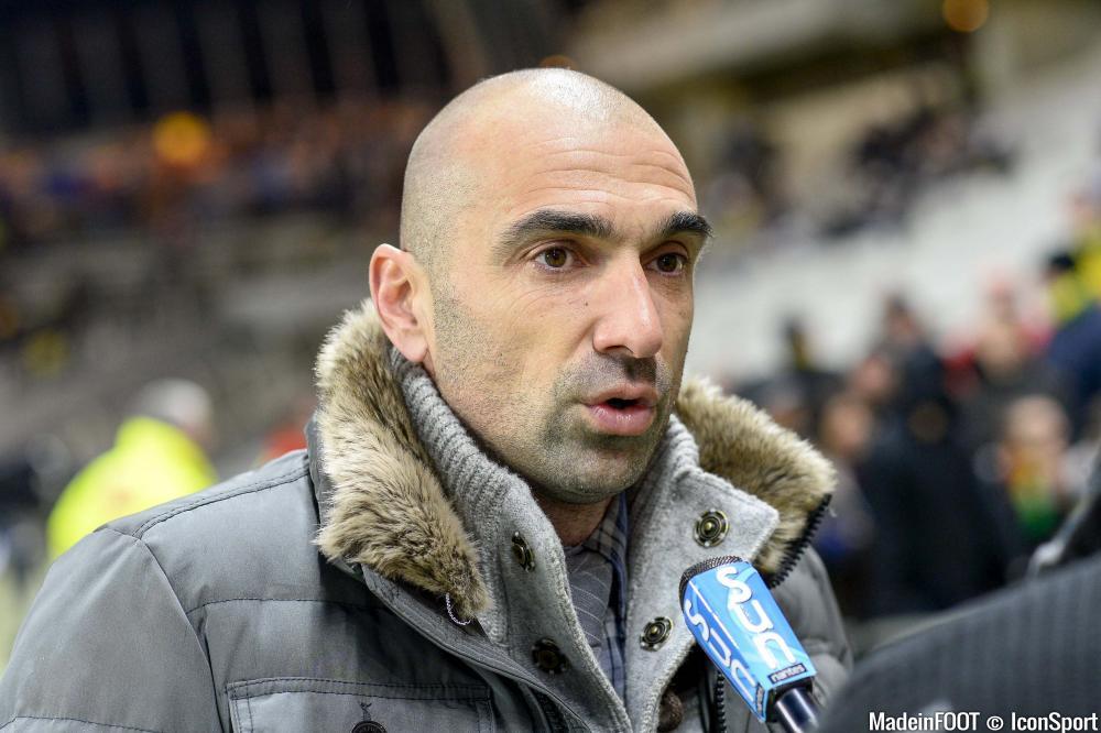 Jérôme Alonzo a porté les couleurs du PSG de 2001 à 2008
