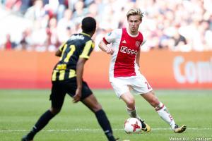Le milieu de terrain de l'Ajax a raconté l'anecdote.
