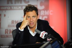 Daniel Riolo à l'antenne de RMC