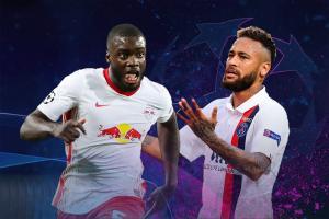Les compos probables du match entre le RB Leipzig et le Paris Saint-Germain.