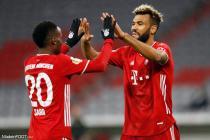Sarr (Bayern), Choupo-Moting (Bayern)