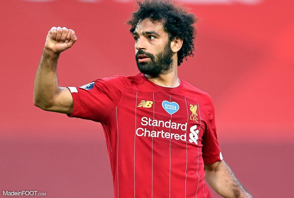 Mohamed Salah fait partie des pistes du club pour remplacer Kylian Mbappé.