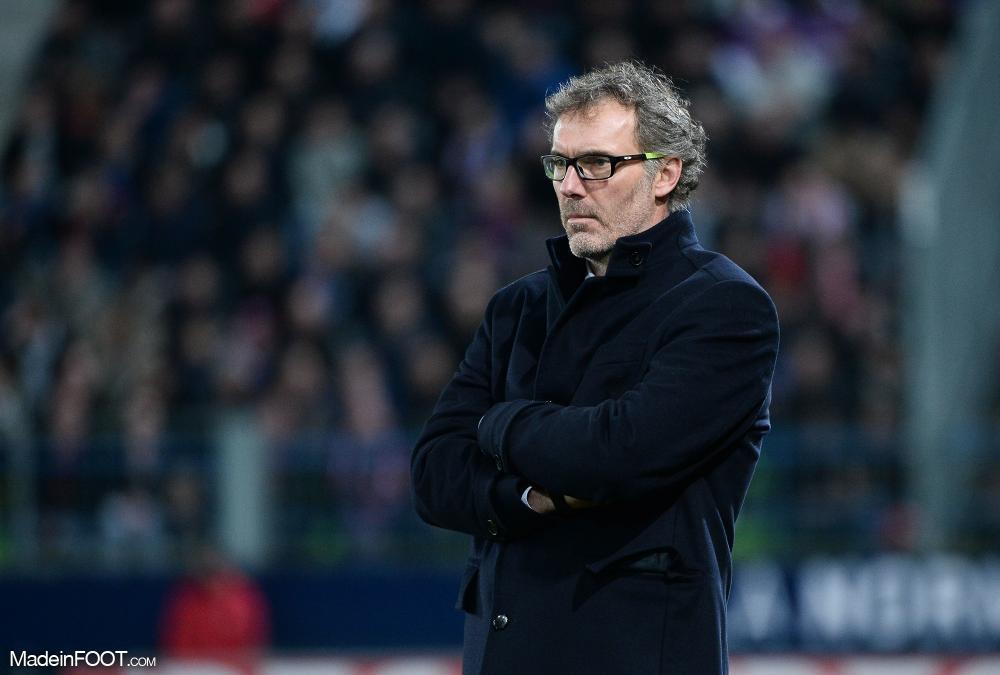 Laurent Blanc a été proposé au Barça