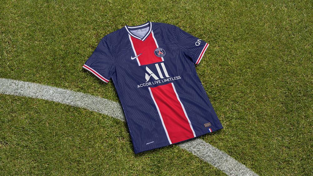 Le nouveau maillot du club devrait faire couler beaucoup d'encre.