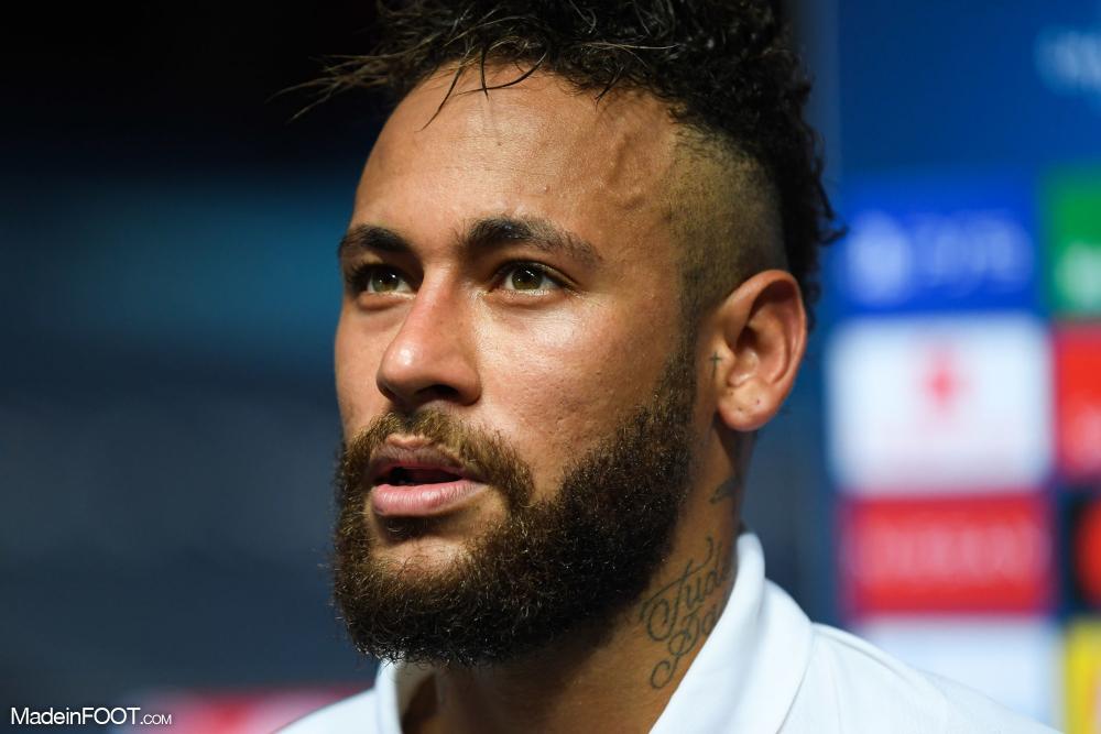 Neymar promet au minimum les demies tant qu'il sera sur le terrain