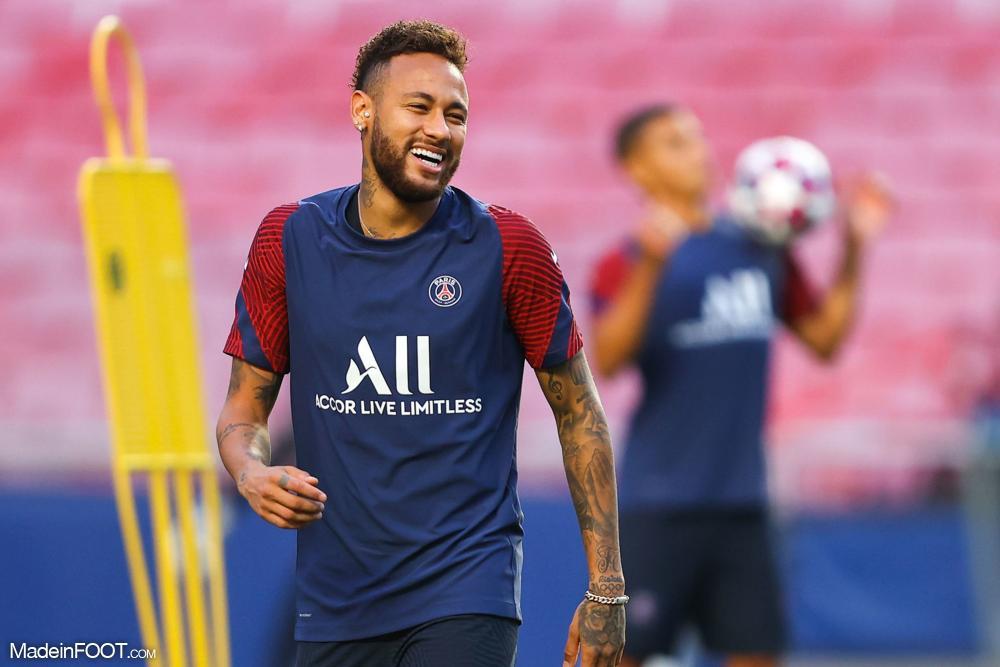 Paredes, Neymar et Delort se sotn réconciliés