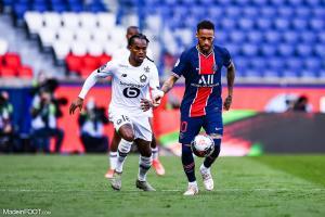 Neymar et Tiago Djalo ont poursuivi leur embrouille dans le vestiaire
