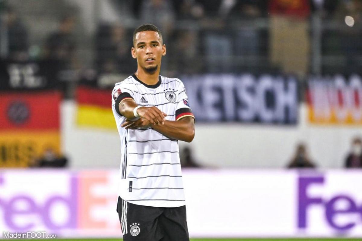 Remplaçant au PSG, Thilo Kehrer dispose d'un tout autre statut avec la Mannschaft