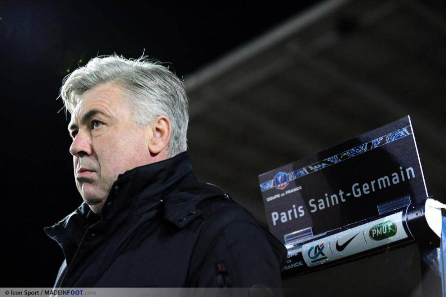 Carlo Ancelotti a payé cher l'impatience des dirigeants parisiens.