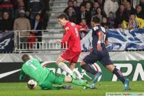 Nicolas DOUCHEZ / Nicolas VERDIER - 08.01.2014 - Brest / Paris Saint Germain - 32emeFinale Coupe de France