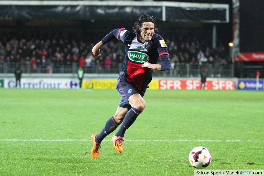 Cavani pourrait-il quitter le PSG?