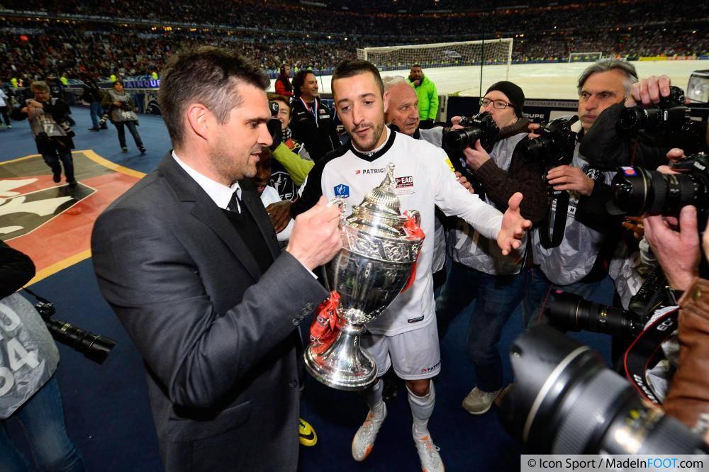 Gourvennec juge les chances marseillaises en finale de Coupe de France