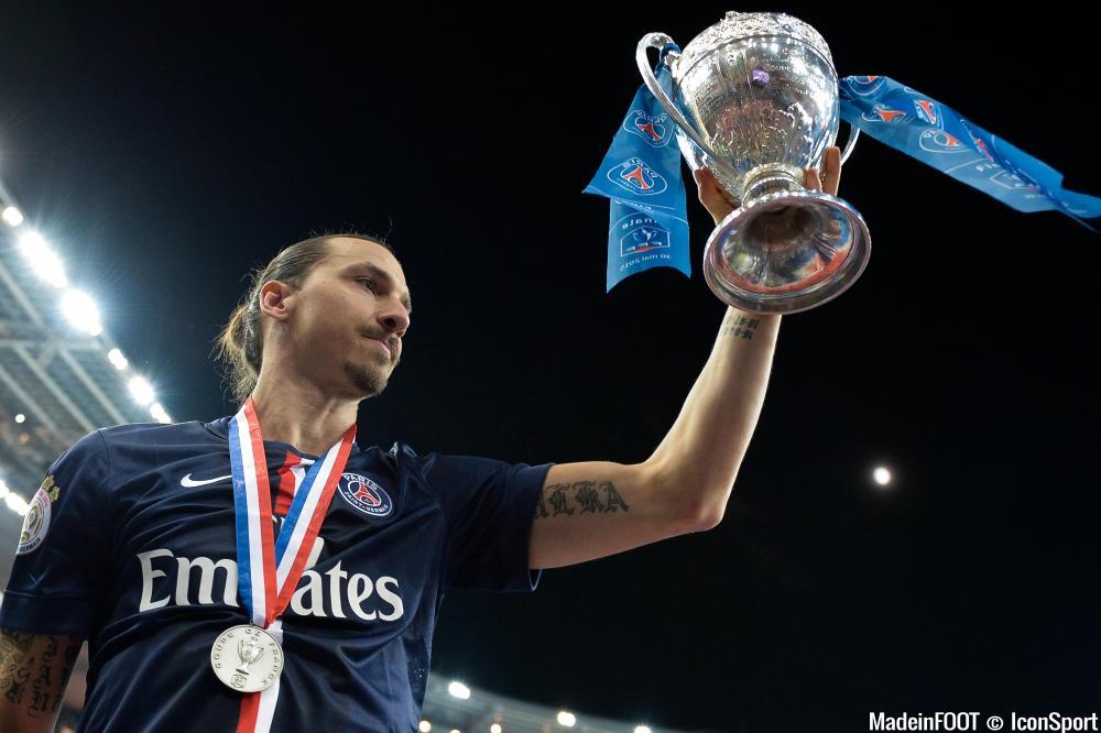 Sous contrat jusqu'en juin 2016, Zlatan Ibrahimovic devrait finir son bail avec le PSG