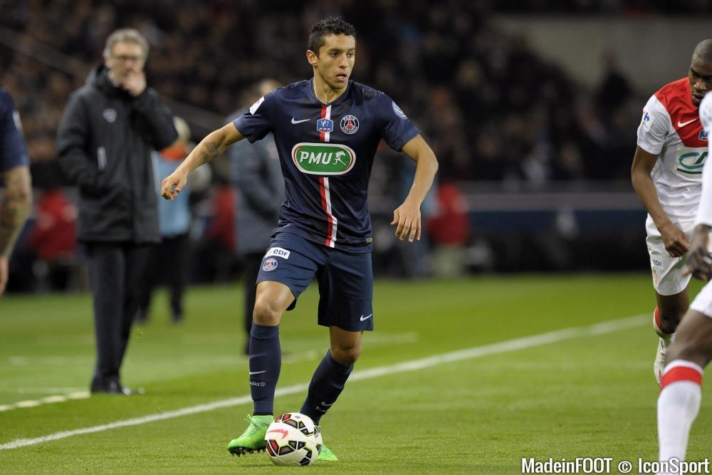 Marquinhos aurait l'intention de quitter le PSG.