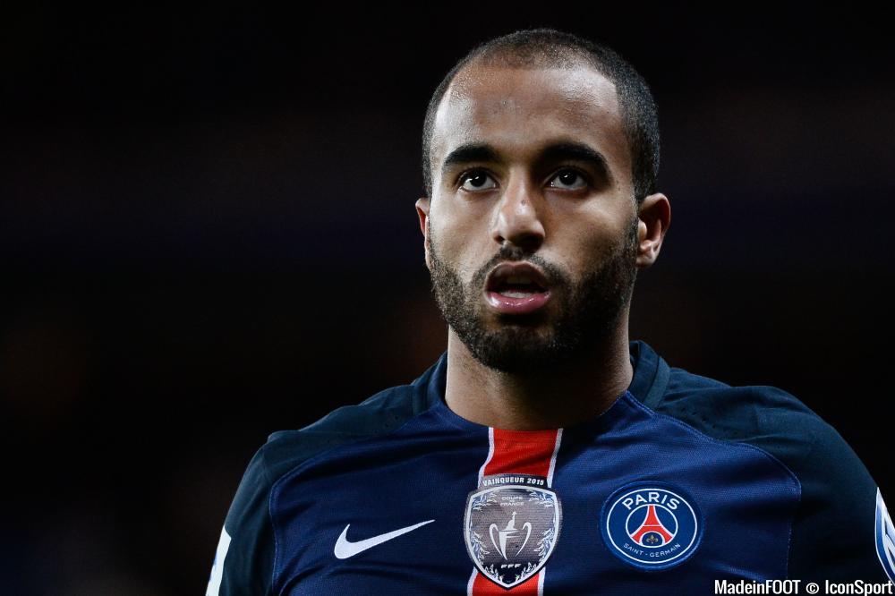 Lucas et le PSG sont qualifiés pour les demi-finales de la Coupe de France.