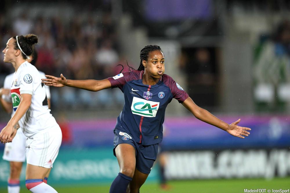 Le PSG a dominé l'OL (1-0), ce jeudi soir en finale de la Coupe de France.