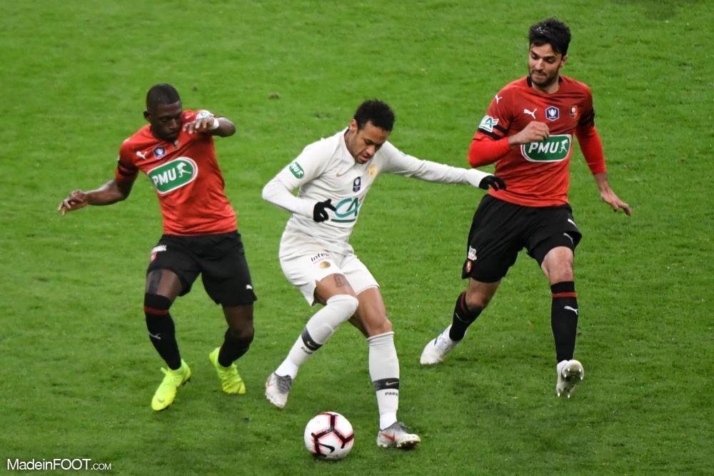 Le PSG veut défendre Neymar