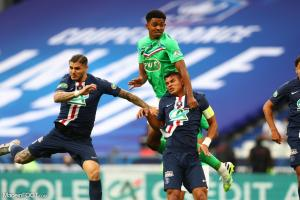 Wesley Fofana (ASSE), Mauro Icardi, Thiago Silva (PSG)