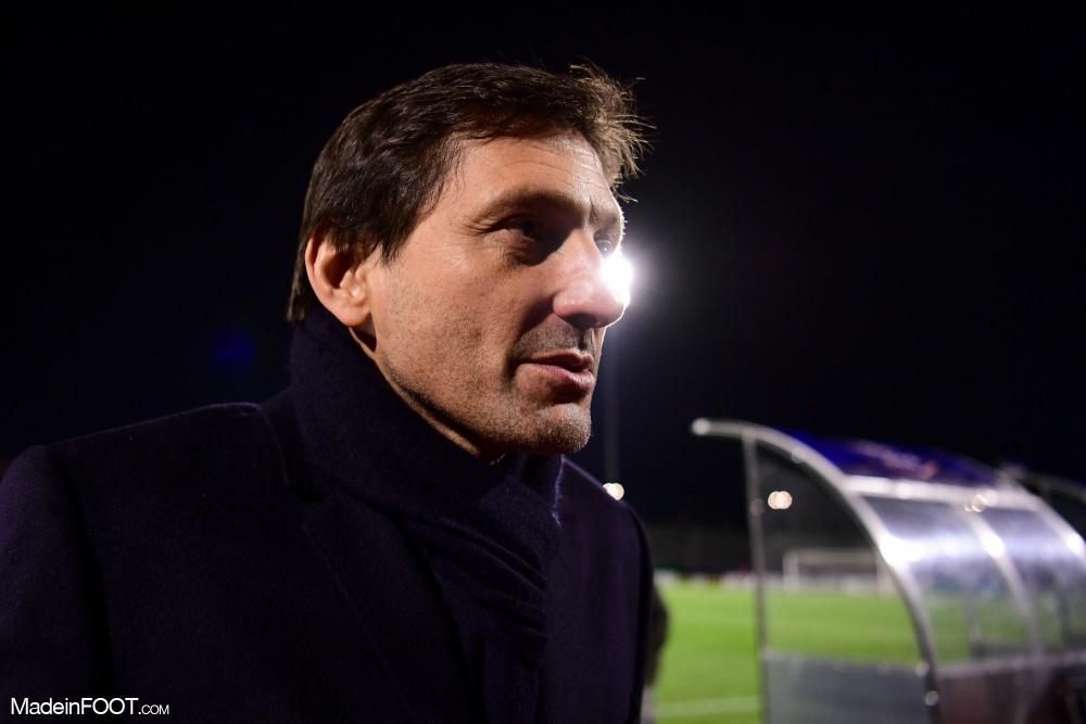 Leonardo, le directeur sportif du PSG.