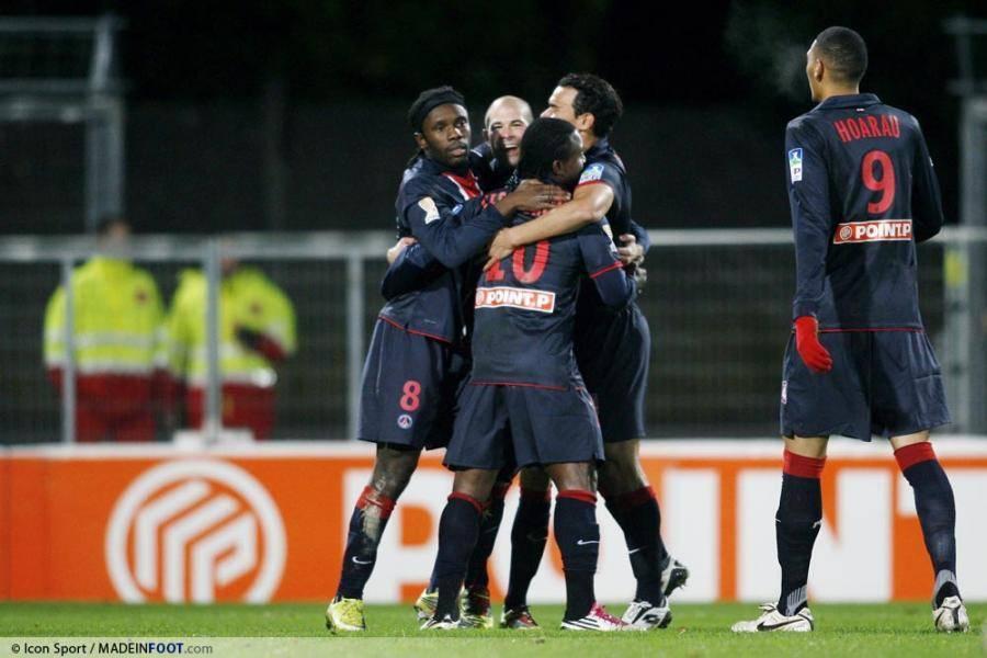 Paris confirme en coupe