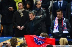 Nicolas Sarkozy adore Javier Pastore.