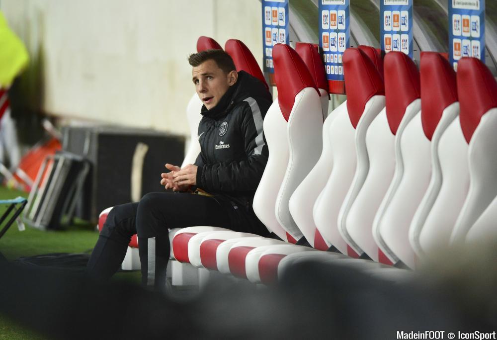 La Juventus Turin suit Lucas Digne.