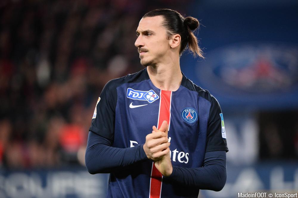 Zlatan Ibrahimovic devrait conduire l'attaque parisienne, ce dimanche, face à Wasquehal