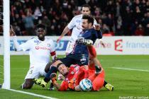 Ezequiel LAVEZZI / Samuel UMTITI / Mathieu GORGELIN  - 13.01.2016 - PSG / Lyon - 1/4 de finale Coupe de la LIgue