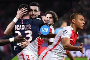 Les compos officielles de la finale de la Coupe de la Ligue entre l'AS Monaco et le PSG.