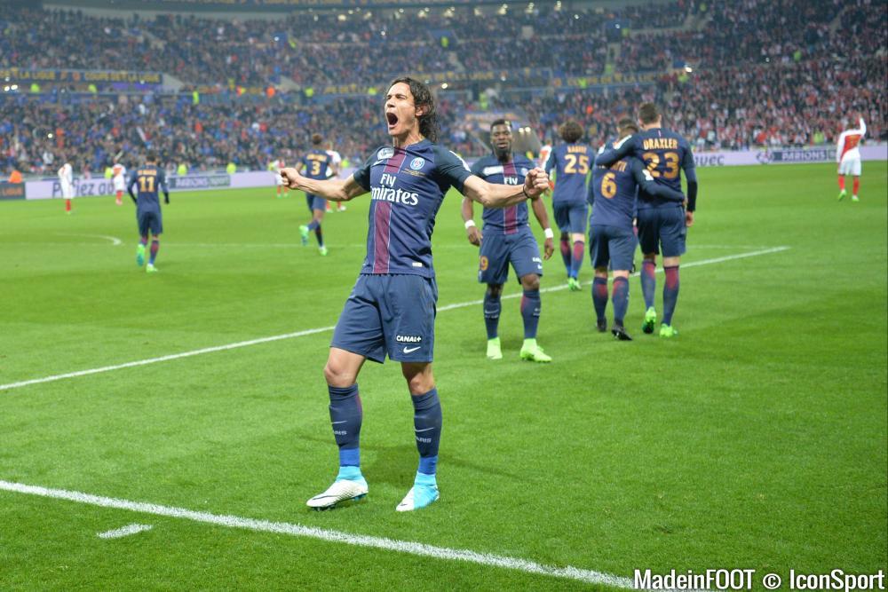 Cavani a été un grand artisan de la victoire parisienne