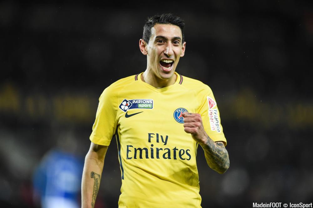 Le PSG doit faire preuve de patience pour remporter la Ligue des Champions selon Di Maria