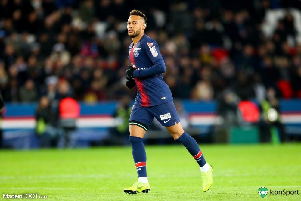 Neymar s'est défendu face à l'accusation de viol qui le vise.